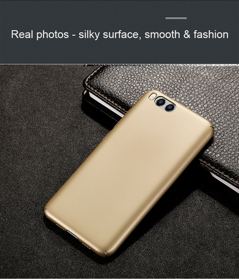 قاب محافظ سخت Makavo Hard 360 Back Cover For Xiaomi Mi 6