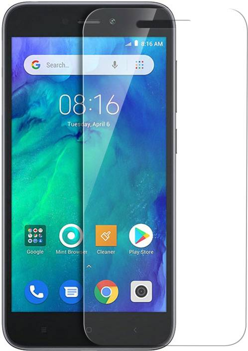 گلس شفاف Xiaomi Redmi Go Clear Glass