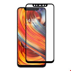 گلس تمام چسب Xiaomi Mi 8 Full Glass