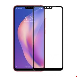 گلس تمام چسب Xiaomi Mi 8 lite Full Glass