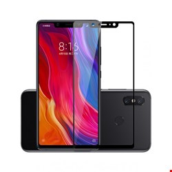 گلس تمام چسب Xiaomi Mi 8SE Full Glass