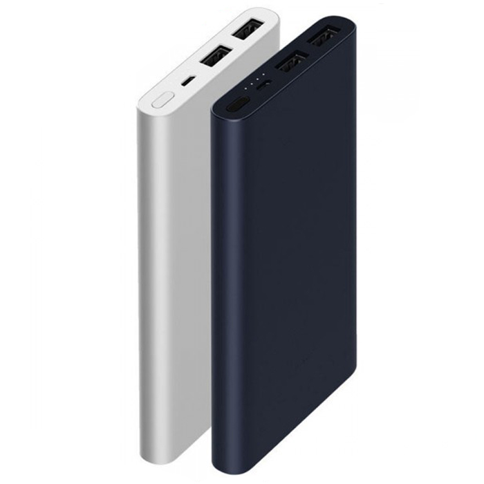 پاور بانک Xiaomi Mi Power Bank 10000mAh (2C) V2 Dual Port